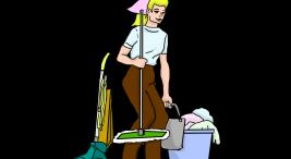 bitkisel temizlik