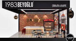 Beyoğlu Çikolata ve Kahve.