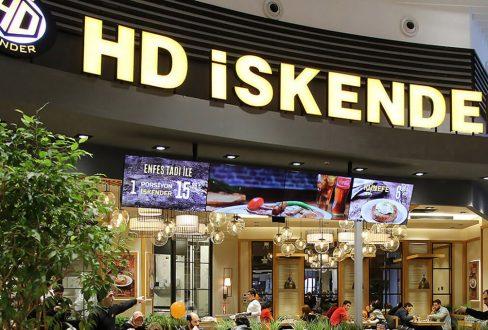 HD İskender