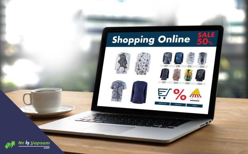 E-Ticaret Sitesi veya E-Ticaret Yapmak