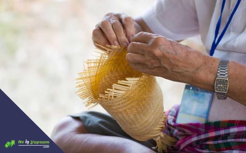 Köy Malzemeleri Satmak