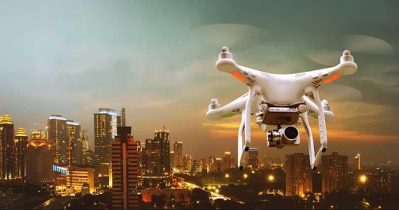 Drone ile gayrimenkul çekimi