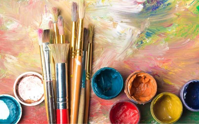3.Evde boyama işleri