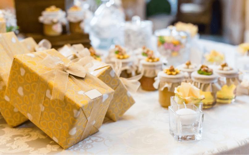 Nikah hediyeleri hazırlayabilirsin