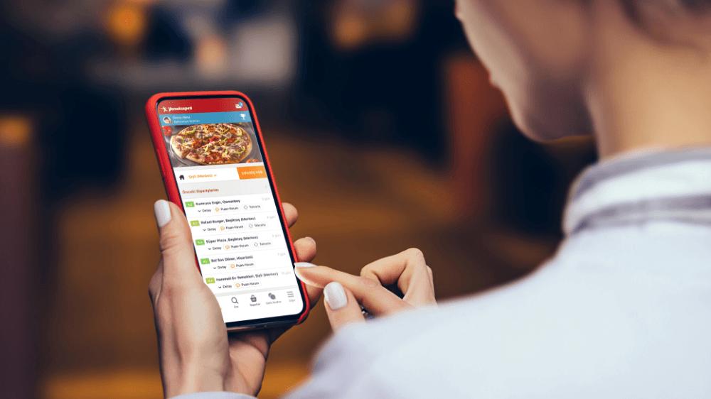 Online Sipariş Uygulamalarının Tercih Edilme Sebebi Nedir?