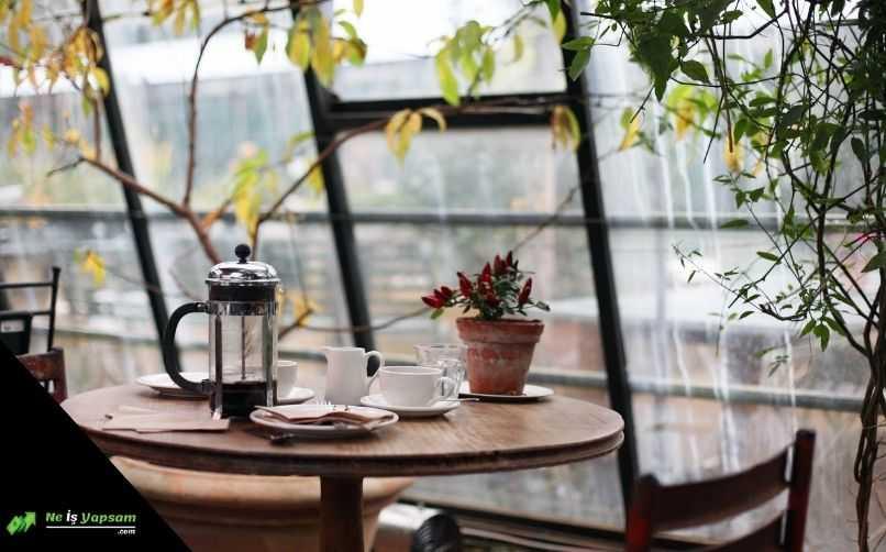 Konsept Cafe Açmak
